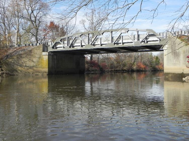 Inspection and Ratings of 14 On-system and 8 Off-system Gloucester County Bridges