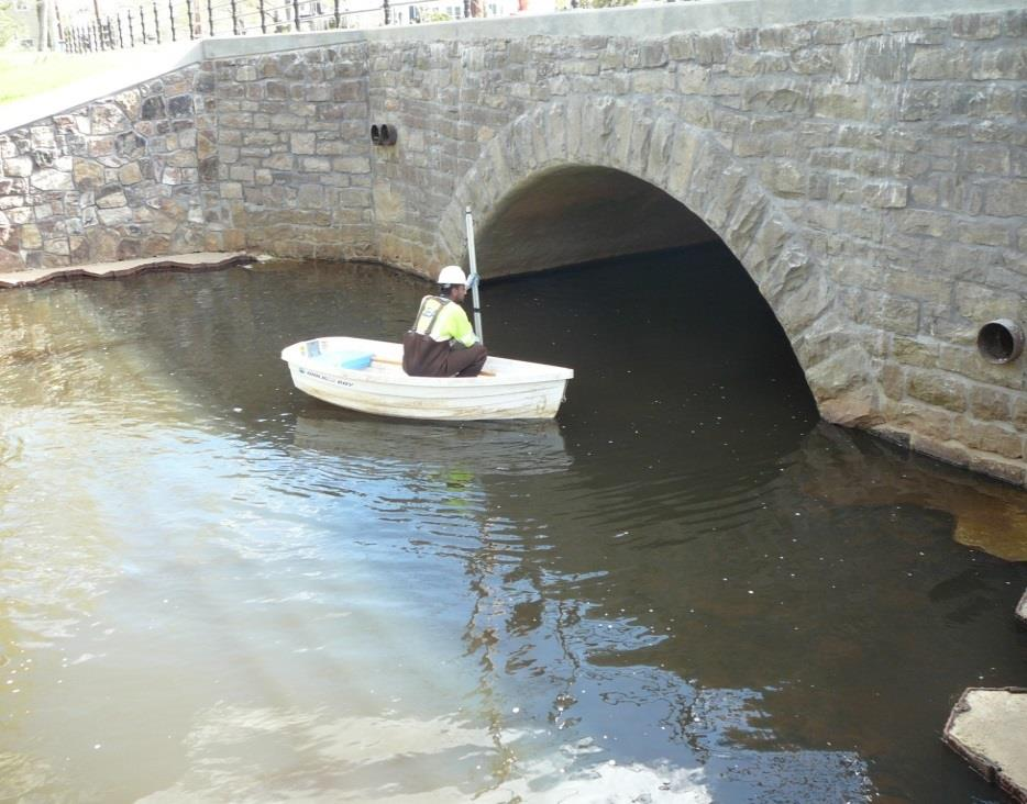 Inspection and Ratings of 55 Middlesex County Owned Bridges