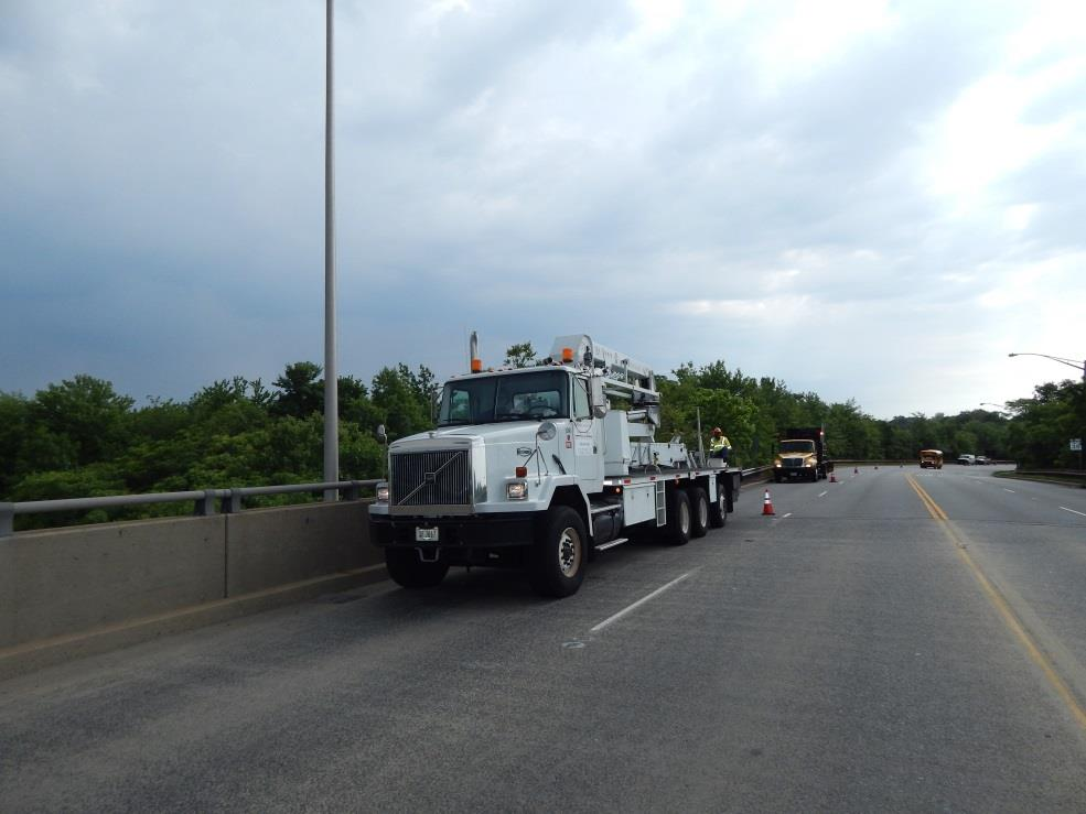 Inspection and Ratings of 65 Middlesex County Owned Bridges