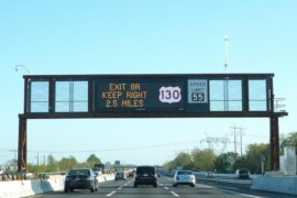 NJTA Contract A, B, C, D, Variable Message Sign/ITS system Replacement