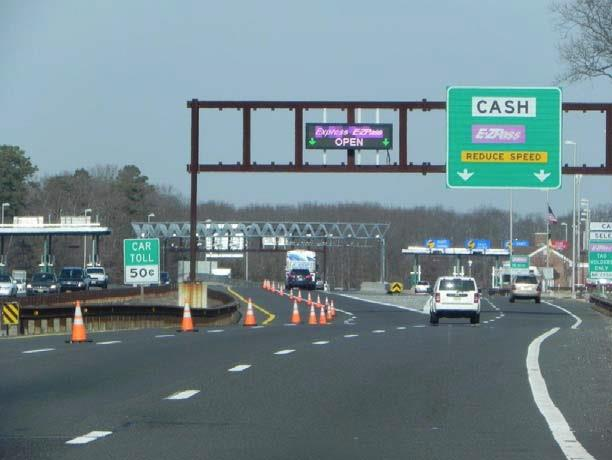 NJTA, Garden State Parkway Shoulder Widening and Reconstruction