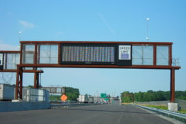 New Jersey Turnpike Interchange 6 to 9 Widening – Construction Inspection