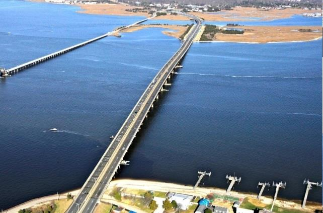 Replacement of Great Egg Harbor and Drag Channel Bridges