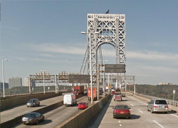 Replacement of New Jersey Variable Message Signs at the George Washington Bridge Stage III and IV